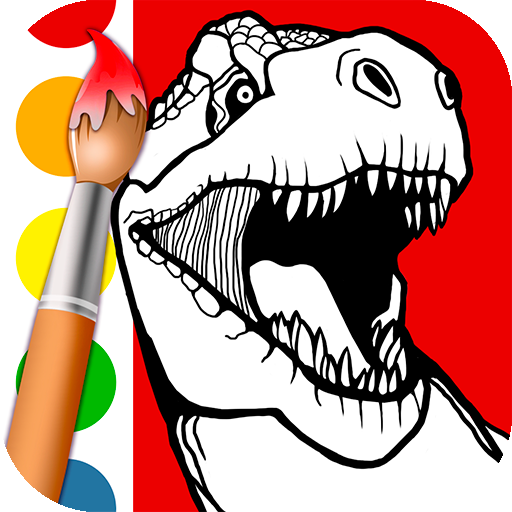 Dinosaur Coloring Book Google Play De Uygulamalar