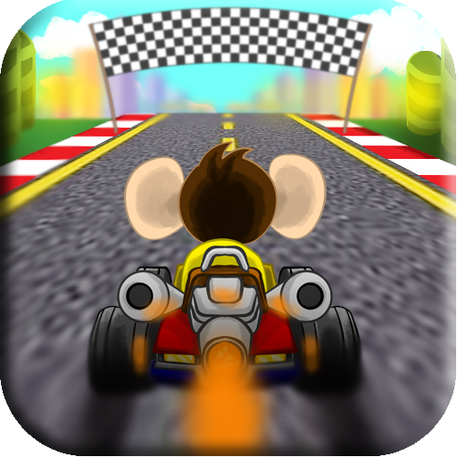 Monkey Kart Games (apk) free download for Android/PC/Windows