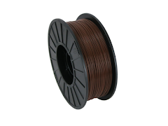 Brown PRO Series PLA Filament - 1.75mm (1kg)