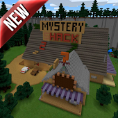 Mystery City map for Minecraft