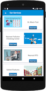 mParivahan App Download For Android and iPhone 6