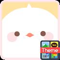 아기뱁새(삐) 카카오톡 테마 icon