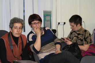 Photo: Галина Культиасова и Людмила Рождественская, Татьяна Кононова