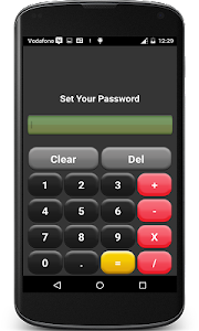 Calculator Lock Screen screenshot 4