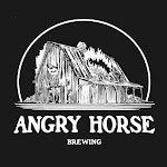Logo for Angry Horse Brewing