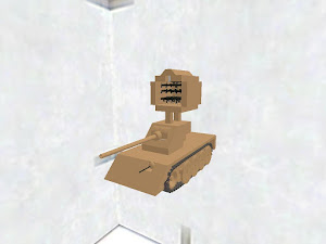 Roket tank