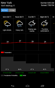 Real Weather - Free Forecast screenshot 11