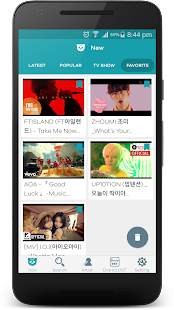 KPOP- screenshot thumbnail