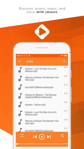 Mp4 video Downloader - mp3 download 6.1 screenshots 1