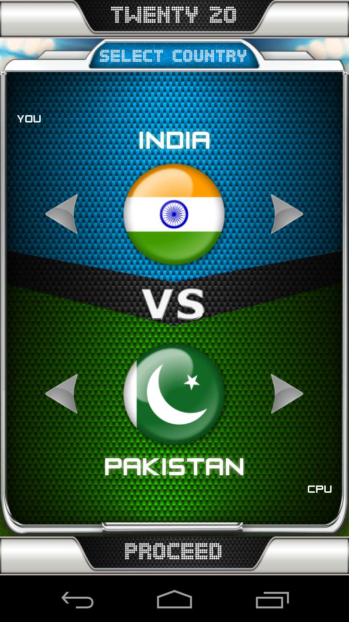 Скриншот International Cricket Manager