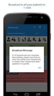 Nextcures - Find health & care- screenshot thumbnail