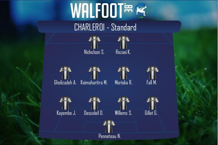 Charleroi (Charleroi - Standard)