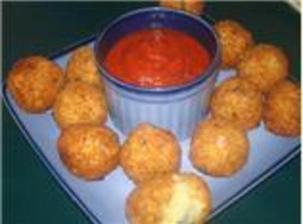 Italian Mini Rice Balls Recipe