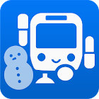 駅すぱあと 無料の乗換案内 - 時刻表・運行情報・バス経路検索 icon