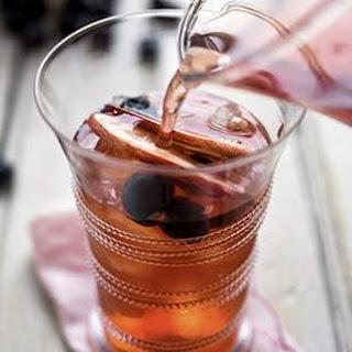 Nonalcoholic Sangria.