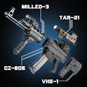 Arma Rifle Morphing Simulator icon