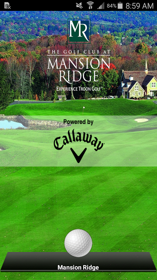 The Golf Club at Mansion Ridge- screenshot