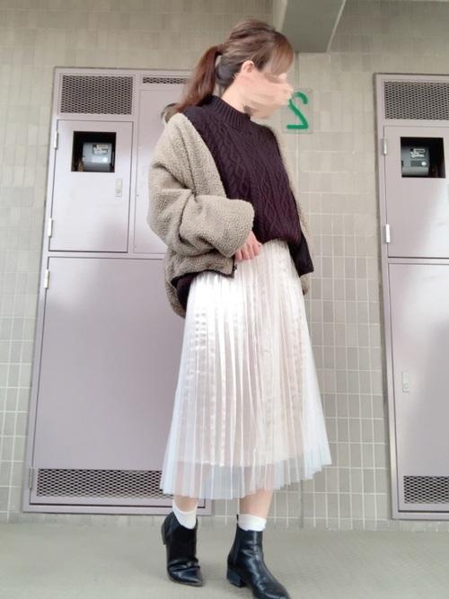 しまむら ロング スカート