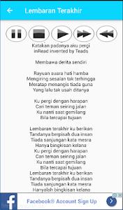 Lagu Melayu Ahmad Jais screenshot 2