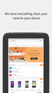 Snapdeal Online Shopping India- screenshot thumbnail