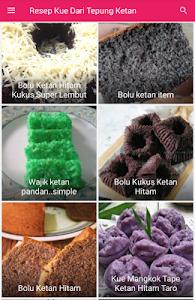 Baixar Resep Kue Dari Tepung Ketan Apk última Versão 10