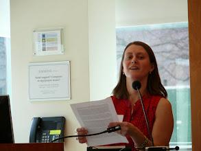 Photo: Vice-Chair/Chair-Elect:Anna E. Kijas