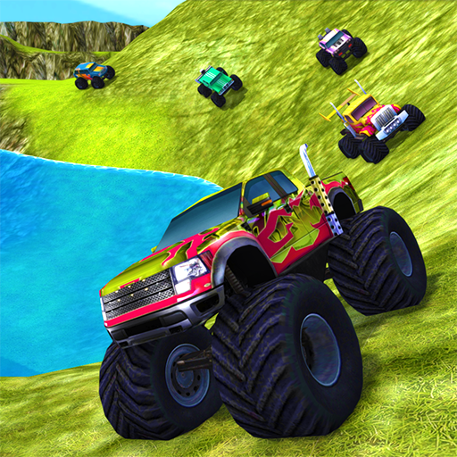 Monster Truck Racing: Offroad Madness