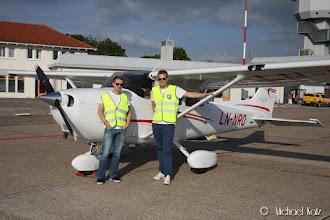 Photo: Ola og Anders i Groningen