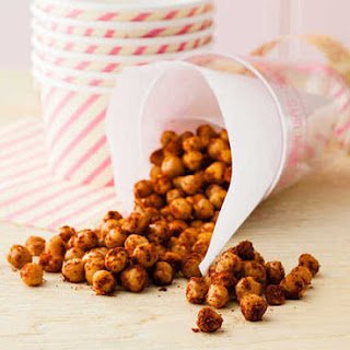 Spice-roasted Chickpeas