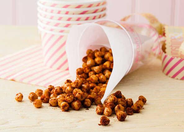 Spice-Roasted Chickpeas Recipe
