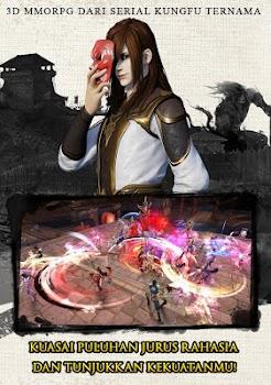 Bu Liang Ren: Pedang Naga