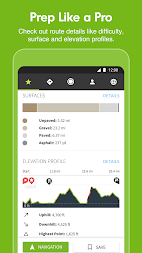 Komoot — Cycling, Hiking & Mountain Biking Maps APK screenshot thumbnail 14