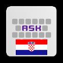 Croatian for AnySoftKeyboard icon