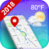 Tải Game GPS Route Finder & Route Maps, Live Street View