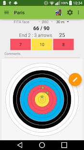 Archery Score Demo- screenshot thumbnail