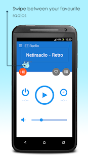 EE Radio- screenshot thumbnail