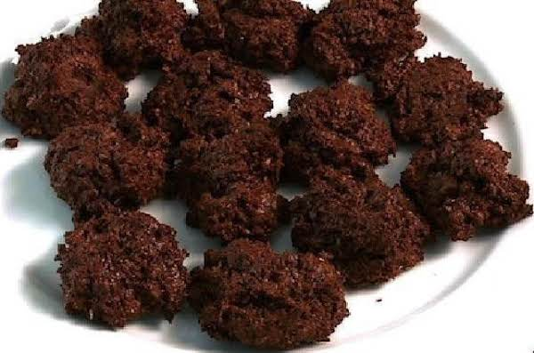 Chocolate Macaroons Recipe