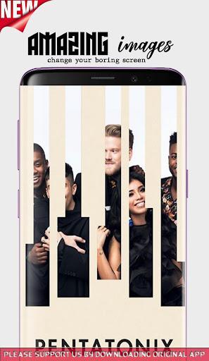 Pentatonix Wallpapers App Report on Mobile Action - App Store