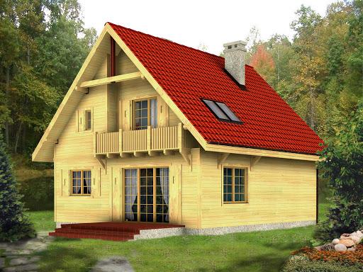 projekt Lolek drewniany