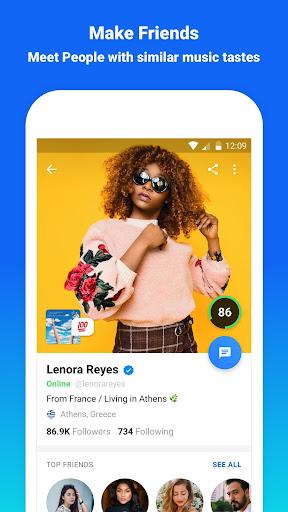 Sounds App Free Music Sharing 1.91.36 screenshots 2
