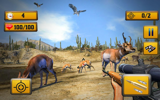 Wild Animal Shooting  screenshots 17