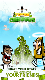Tower to Chessus - Stack Game- screenshot thumbnail