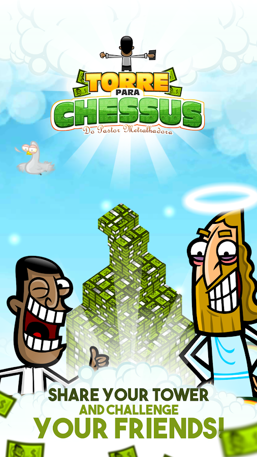 Tower to Chessus - Stack Game- screenshot