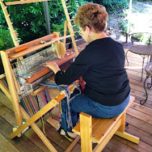 Photo: peaceful weaving in the redwoods