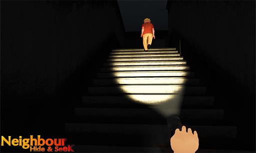 Scary Neighbor Escape Game 1.4 screenshots 5