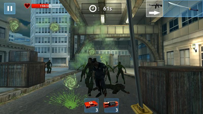 Zombie Objective Screenshot 5