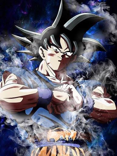 ... Best Ultra instinct Goku Wallpaper 4K Offline ...