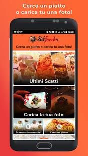 Selfooder: Scatto al Piatto. Consiglia ad un amico - náhled