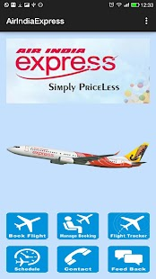Air India Express- screenshot thumbnail