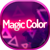 Magic Color SMS Theme